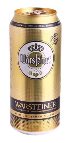 cerveza warsteiner lata 473ml