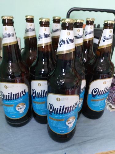 cervezas quilmes por cajón