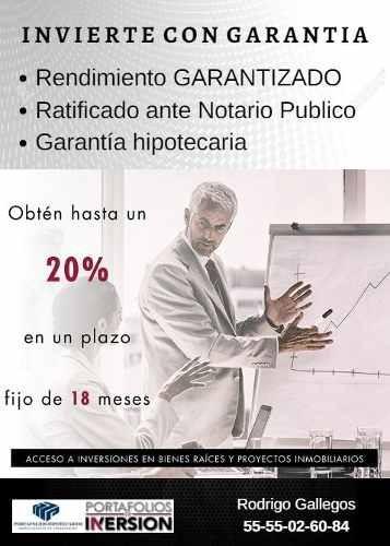 cesion de casa adjudicada en metepec. inversión con garantía