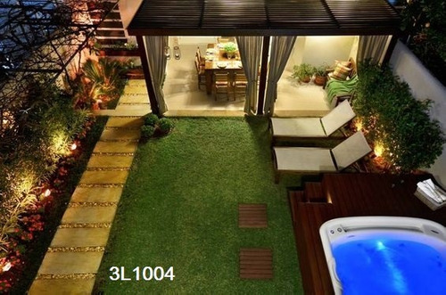 césped pasto artificial decorativo precio x m2. con drenaje