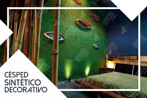 césped sintético artificial decorativo para jardín guayaquil