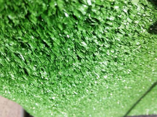 cesped sintético pasto artificial 10mm - cuotas sin interes