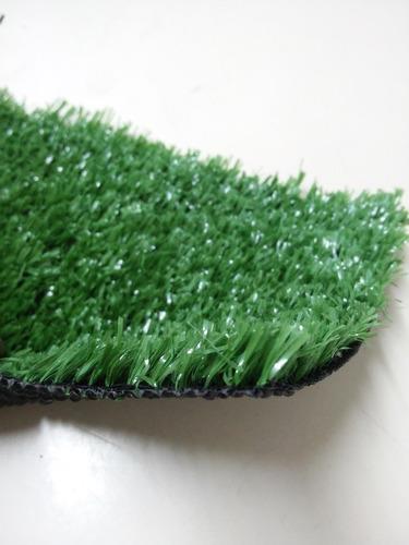 césped sintético-pasto-deportivo artificial- jardín 10mm