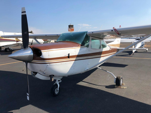 cessna 182 rg turbo