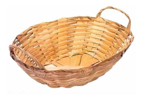 cesta artesanal de pão