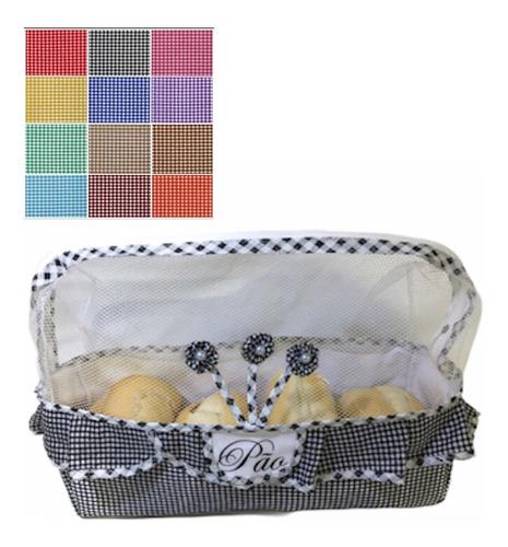 cesta artesanal - kit 3 peças