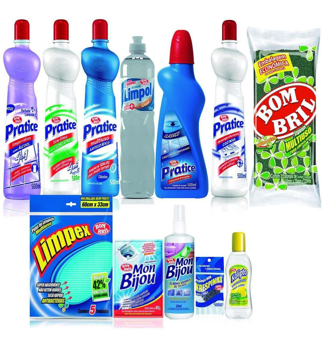 Top 10 Produtos de Limpeza Favoritos para Faxina e Dia a
