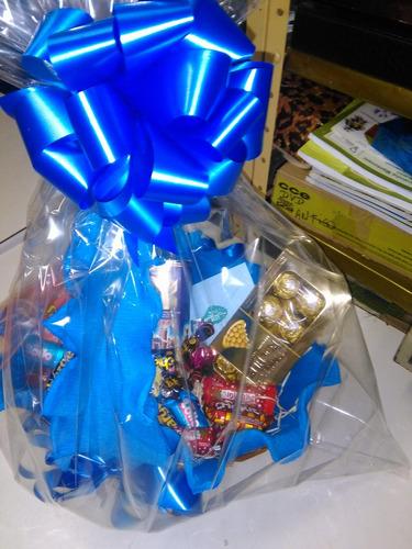 cesta café da manhã ou chocolates estiva gerbi-sp