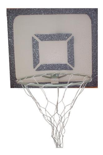 cesta de basquete + tabela  c/ aro + rede +  kit frescobol