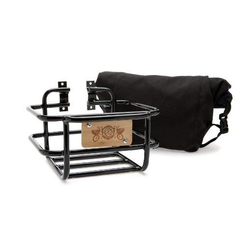 cesta de manillar para llevar de portland design works