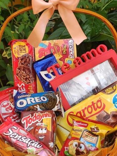 cesta do amor ou festa na caixa!!
