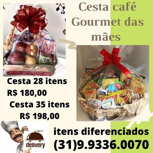 cesta gourmet para mães