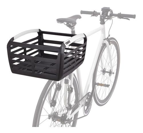 cesta para bicicleta thule pack 'n pedal basket 100050