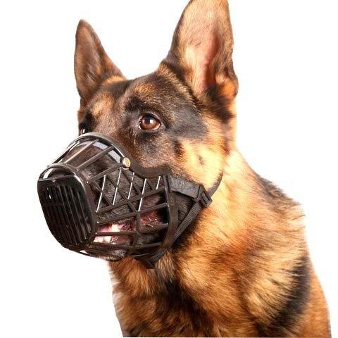 cesta para perros jaula tamaño bozal 7 - xx grande - correa