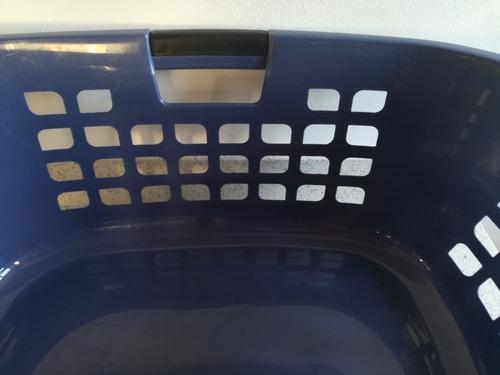 cesta para ropa elegance manaplas medidas 66 x 44 x 24 cm