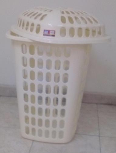 cesta para ropa  plastica ## 12 ##