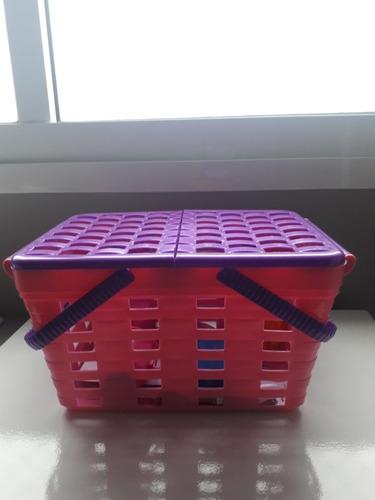 cesta picnic infantil magic toys