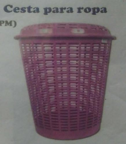 cesta plástica para ropa ...