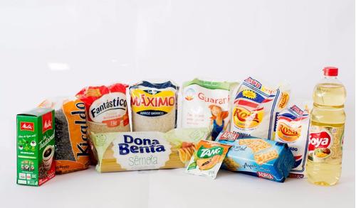 cestas básicas atacado / empresas / doações