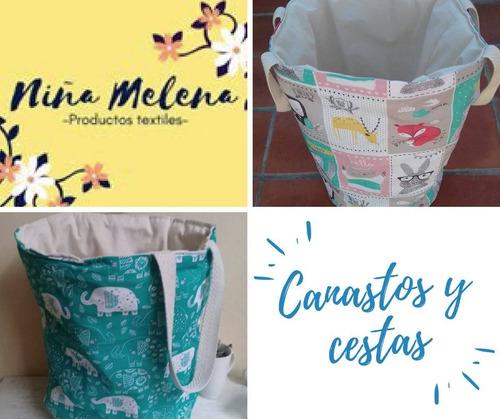 cestas,  contenedores para juguetes, ropa