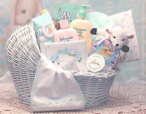 Cestas De Regalo Para Bebes.Cestas De Regalo Cuna De Bienvenida Para Bebes Rosa