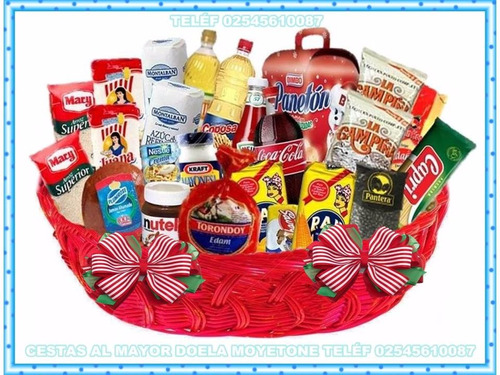cestas navideñas para regalos vip