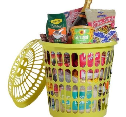 cestas para canastas navideñas mini jumbo