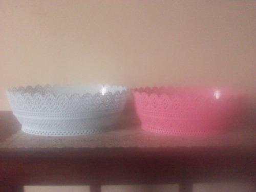 cestas para candy bar cotillones y otros