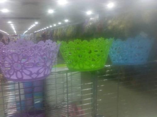 cestas para candy bar y decorciones