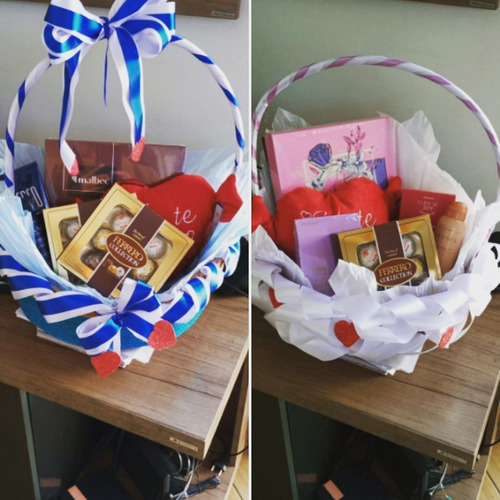 cestas para o dia dos namorados