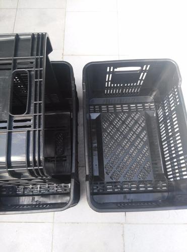 cestas plásticas de 40 kg