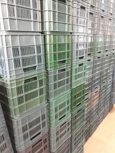cestas plasticas multiusos guacal tomatera y lechera