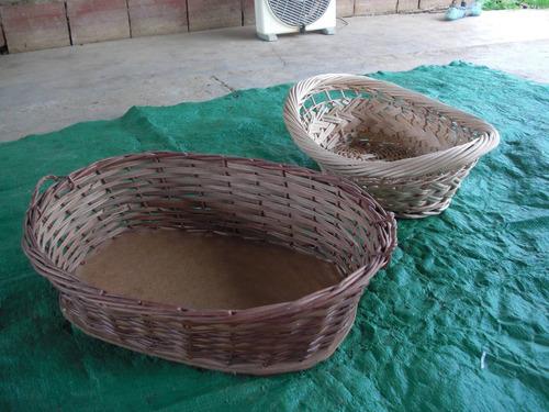cestas tejidas