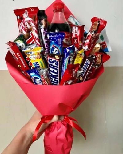 cestas/caixas/buquês para o dia dos namorados