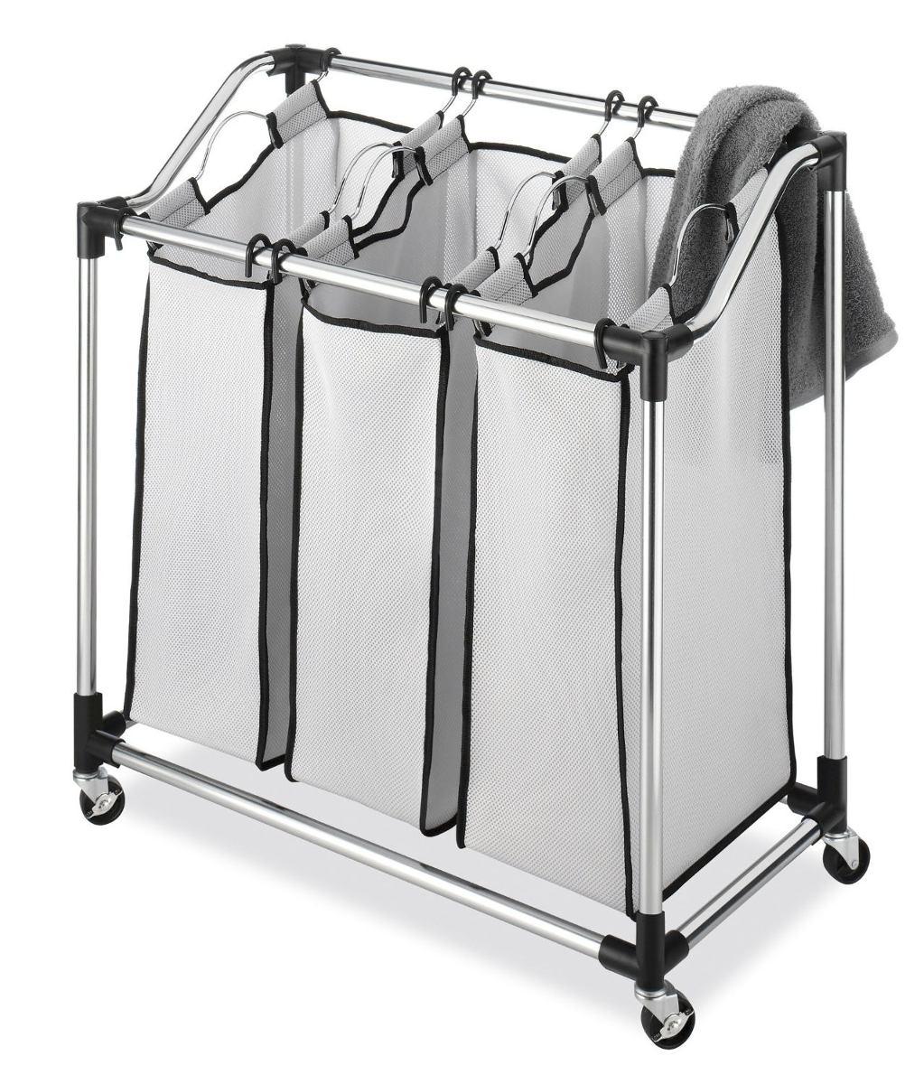 Cesto canasta para ropa sucia lavanderia 3 niveles - Cestos para ropa sucia ...
