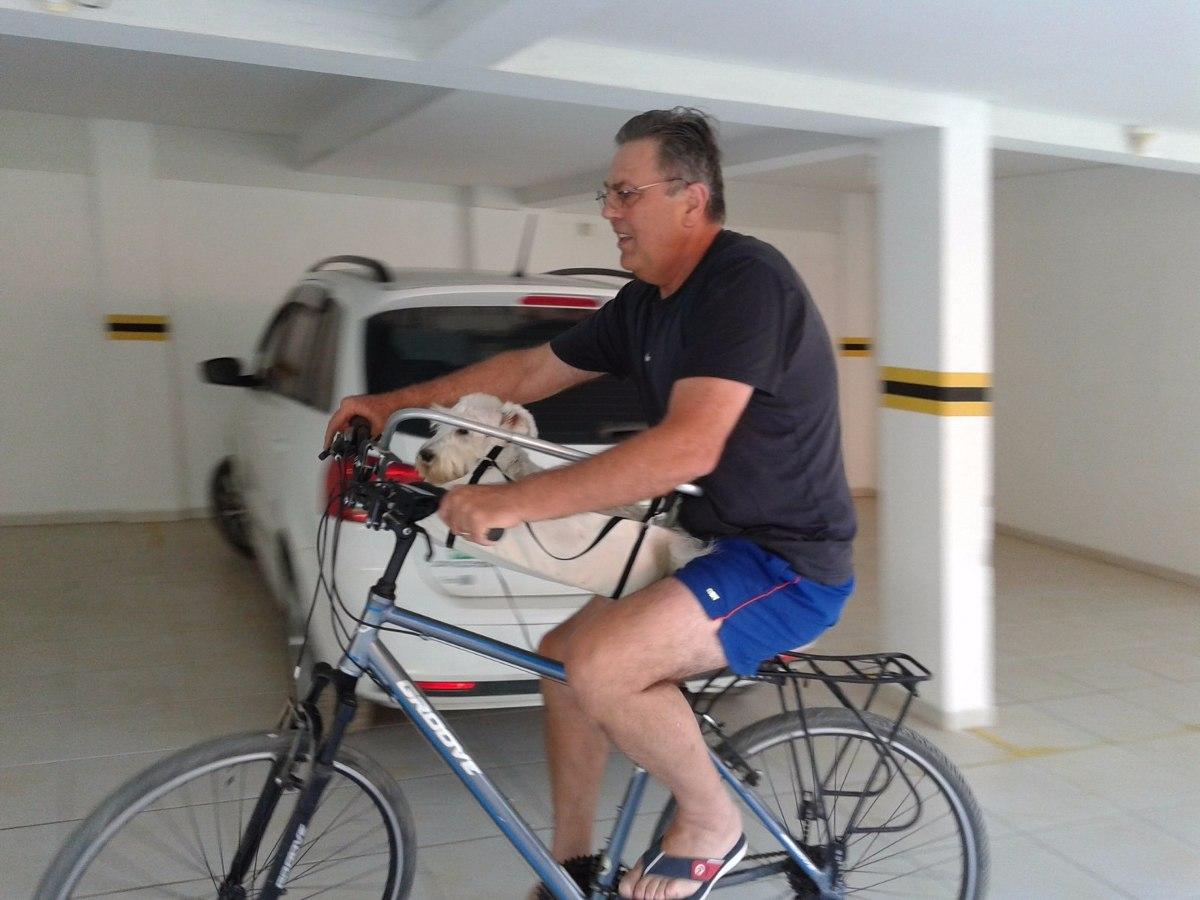 Bolsa Para Levar Cachorro Na Bicicleta : Cesto de bicicletas para cachorro r em mercado livre