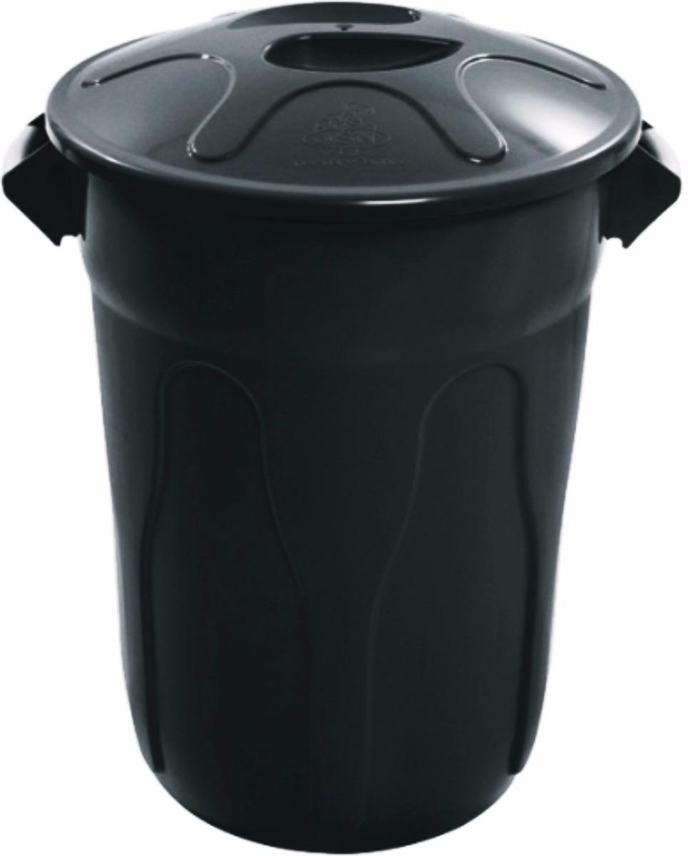 Cesto De Lixo Tipo Balde 100 Litros  R$ 51,00 em Mercado Livre