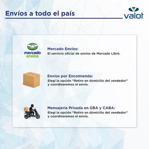 cesto de residuos baño oficina 32 lts valot oficial