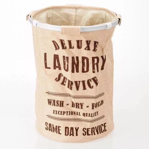 cesto laundry estampado para ropa sucia laundrybasque