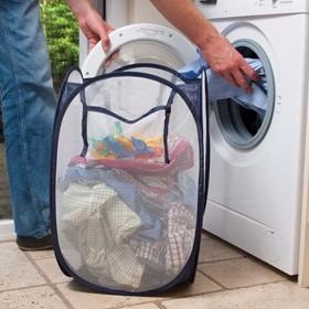 cesto magico canasto ropa sucia juguetes organizador deco