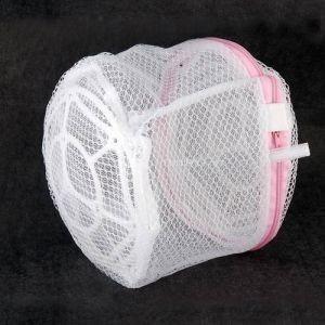 cesto p/ proteger sutiã maquina lavar roupas rede liquidação