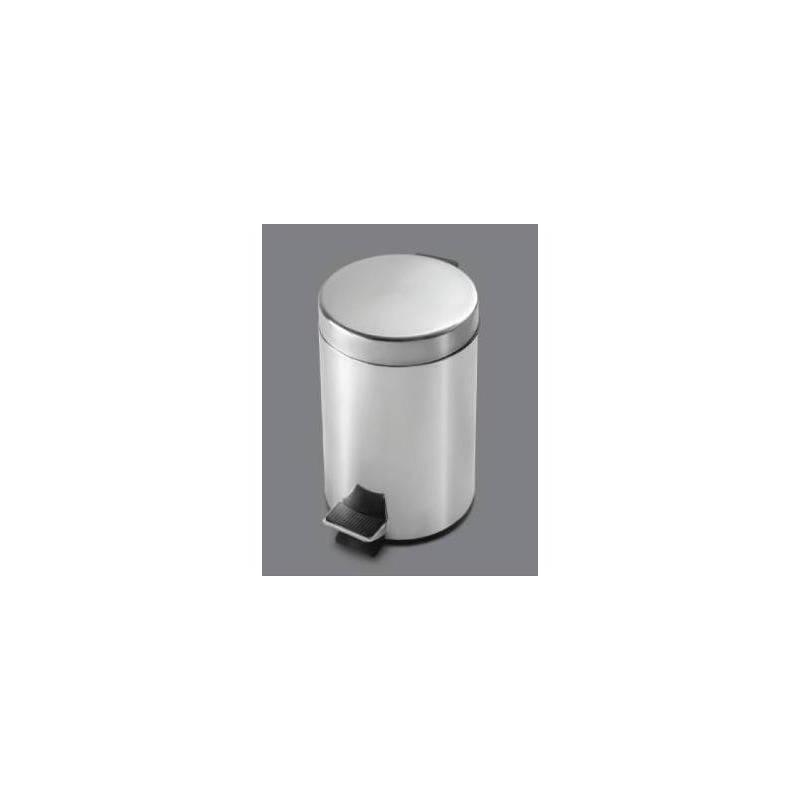 cesto para baño o cocina pringles 5 lts acero inoxidable. Cargando zoom. b212793a41c8