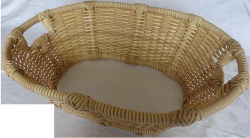 cesto para pão vime sintético grande padrão anvisa
