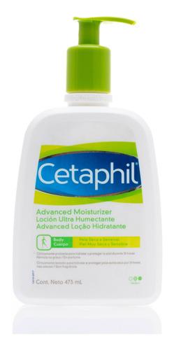 cetaphil loción ultra humectante x473ml - galderma galderma
