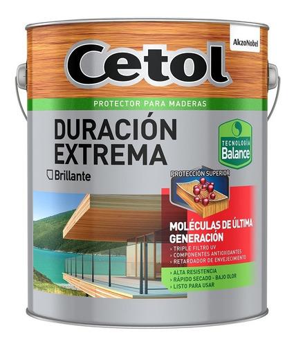 cetol duración extrema brillante 1 litro maderas colores mm