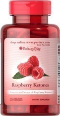 cetonas de frambuesa, raspberry ketones, 120 capsulas