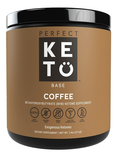cetonic exogeno ketones perfect keto base sabor variado