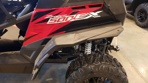 cf moto 550 ex zforce  0km   gs motorcycle