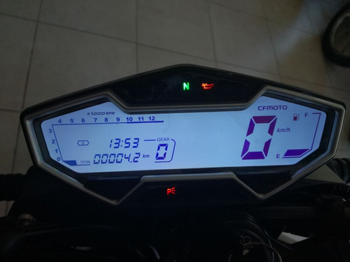 cf moto k 65 naked excelente moto 0km