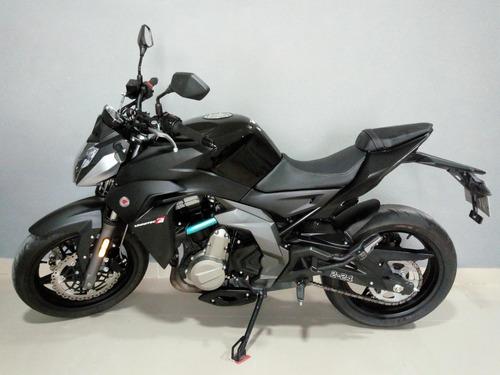 cf moto k65 - modelo: 2018´ km: 4190   única... impecable.!!